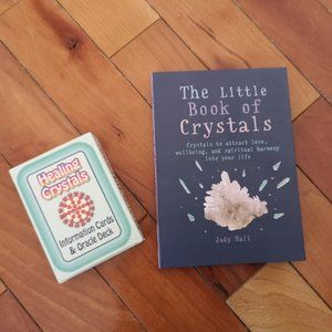 Other - Crystal Oracle Deck and Little Book of Crystals